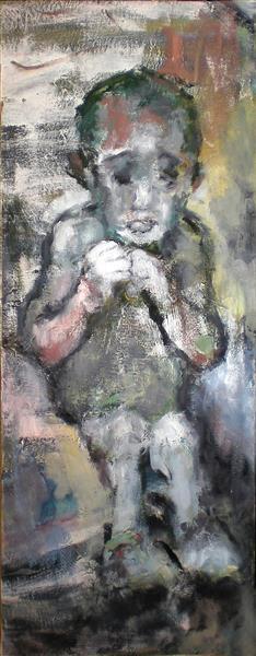 Children With no Name VI, 2008 - Carmen Delaco