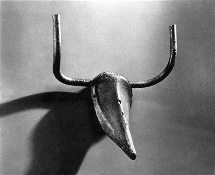 Bull's Head, 1942 - Pablo Picasso