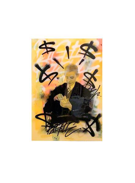 Richie Rich Yellow, 2020 - Enrique Enn