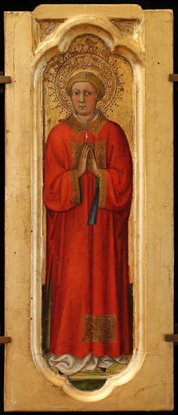 Santo Diacono, c.1431 - Álvaro Pires de Évora