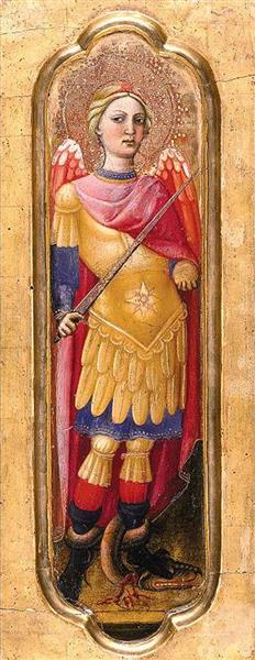 Archangel Michael - Álvaro Pires de Évora