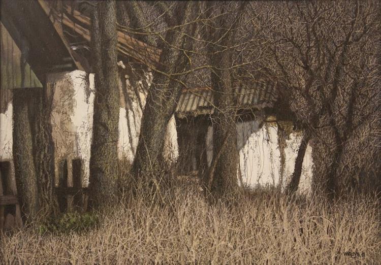 Trees, 2011 - Ivan Marchuk