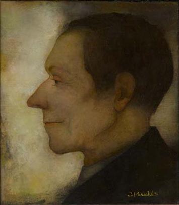 Father, 1911 - Jan Mankes