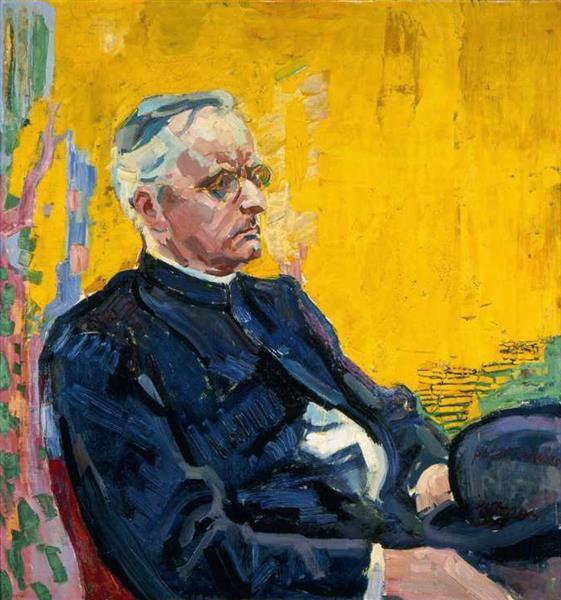 Johann Heinrich Schrörs, 1911 - Jan Toorop