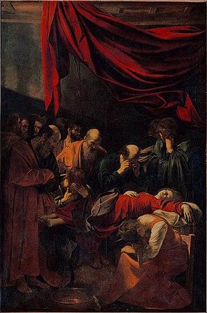The Death of the Virgin, 1601 - 1603 - Caravaggio