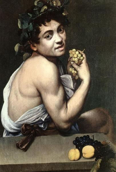 Young Sick Bacchus, c.1593 - Caravaggio