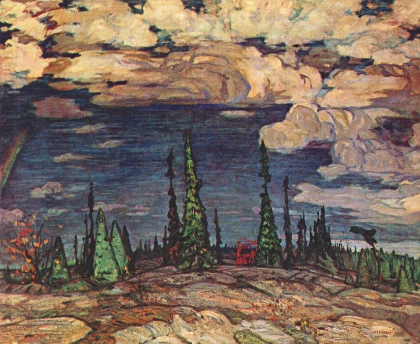 Terre Sauvage, 1913