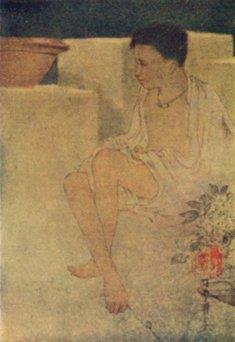 Fairyland (Illustration), 1913 - Abanindranath Tagore