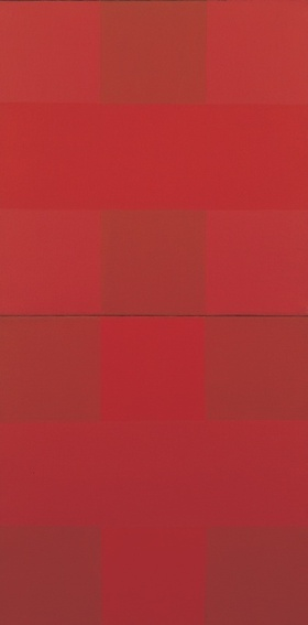 Abstract Painting: Red, 1952 - Ad Reinhardt