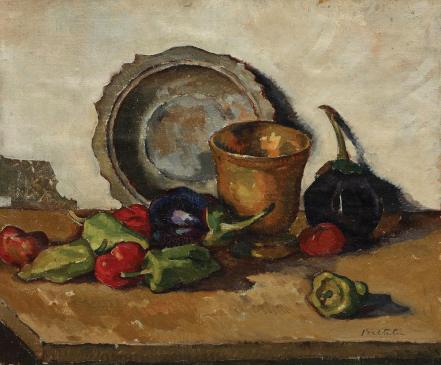 Autumn Still Life - Adam Baltatu