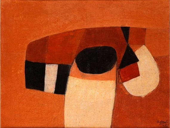 Abstract Composition, 1975