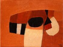 Abstract Composition - Afro Basaldella