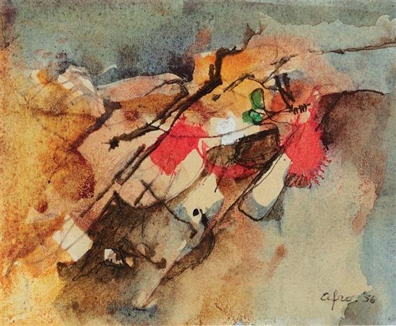 Composition, 1956