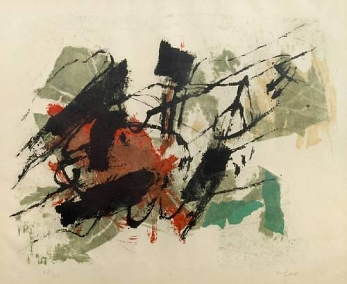 Untitled (Composition), 1960