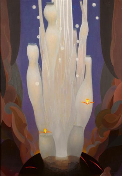 Fire Sounds - Agnes Lawrence Pelton