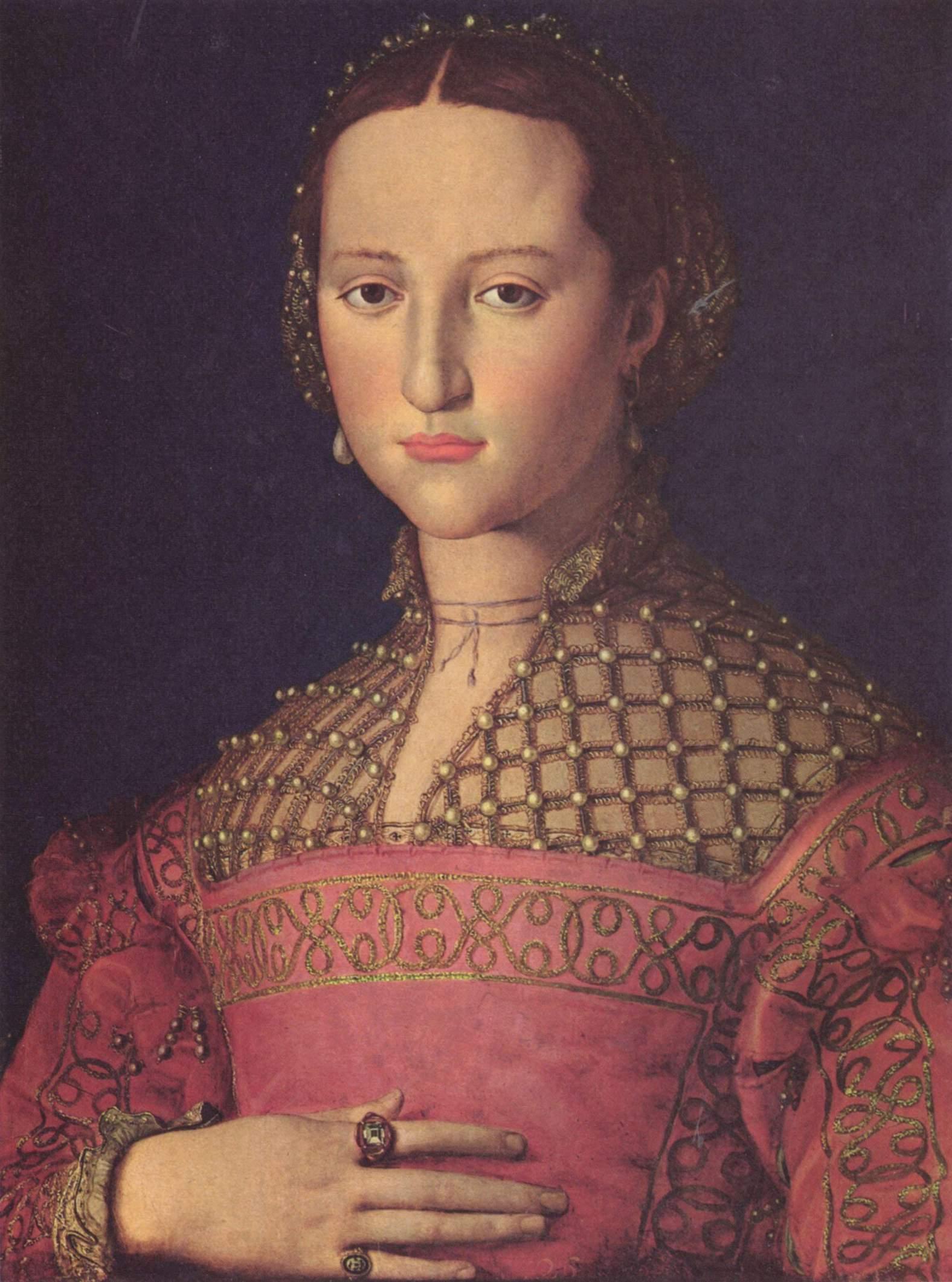 Eleonora da Toledo, 1543