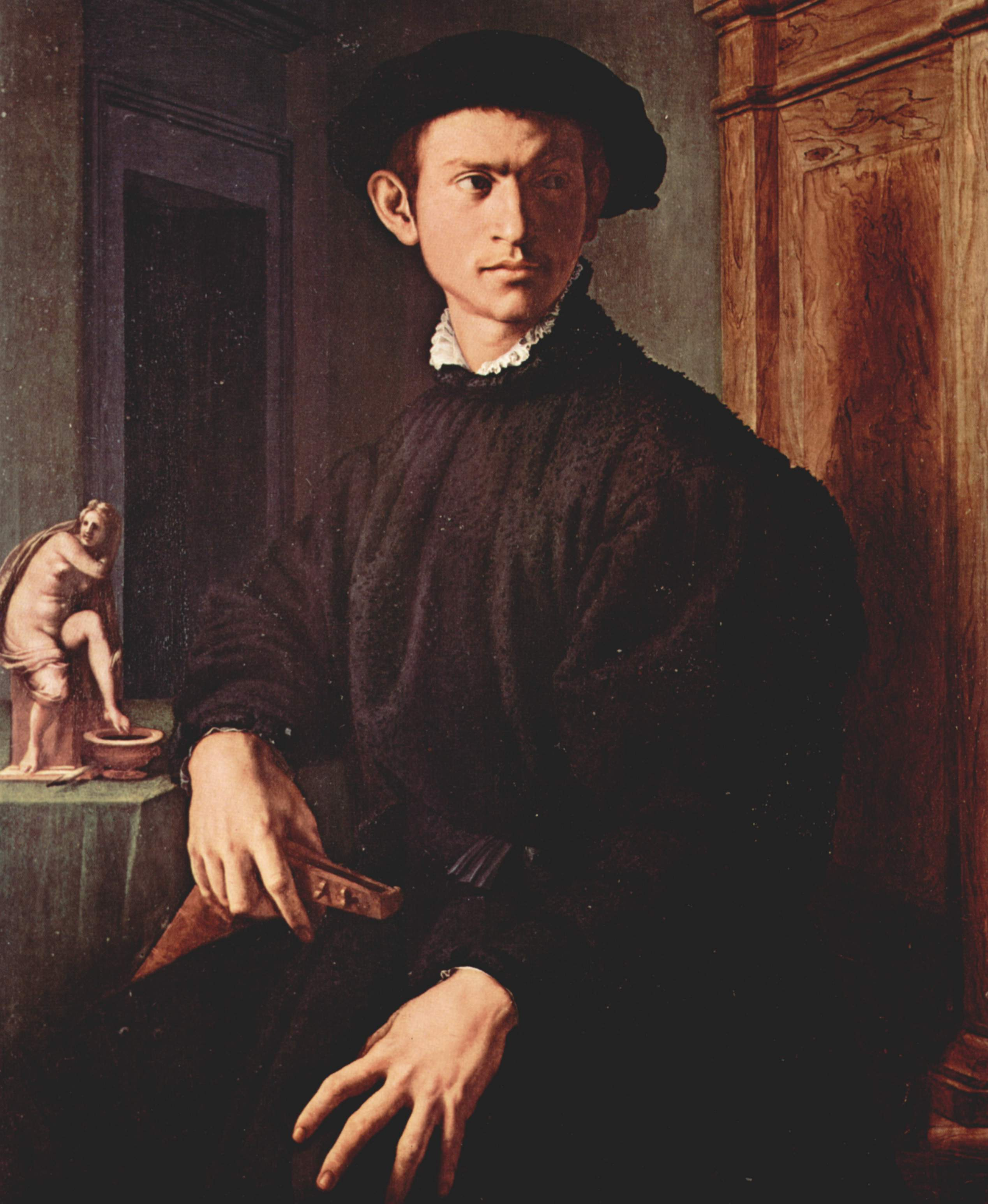 Portrait of a young man, 1531