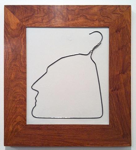 Hanging Man in Porcelain, 2009 - Ai Weiwei