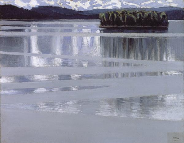 Lake Keitele, 1905 - Akseli Gallen-Kallela