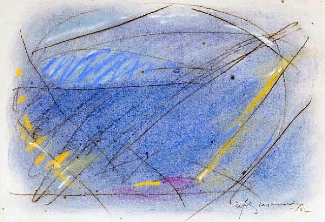 Vent de mar, 1982 - Albert Rafols-Casamada