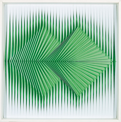 Polyptych M, 1968 - Alberto Biasi