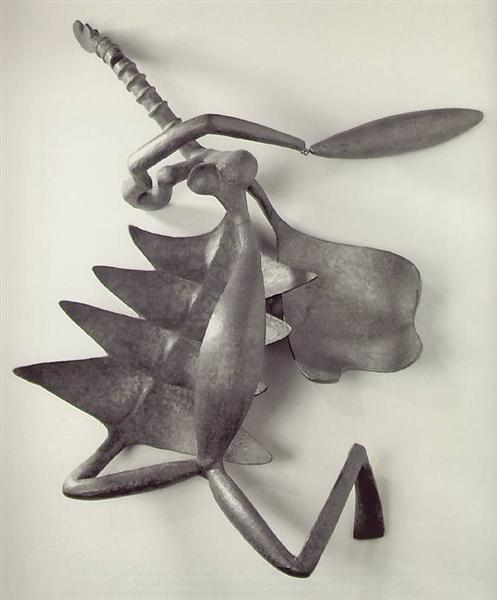 Throat Cut - Alberto Giacometti