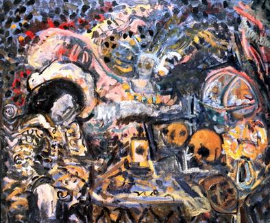 El sueno de Dona Marina 2, 1977 - Alberto Gironella