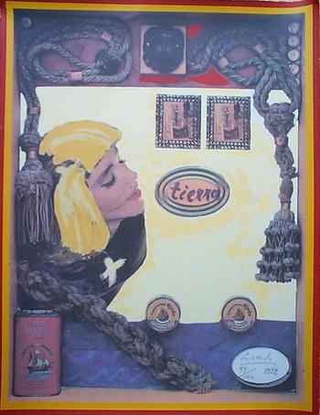Madonna, 1992 - Alberto Gironella