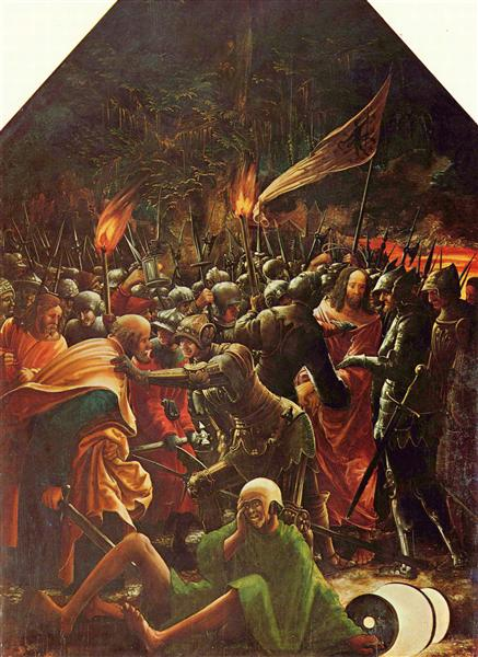 Passion of Christ - Albrecht Altdorfer