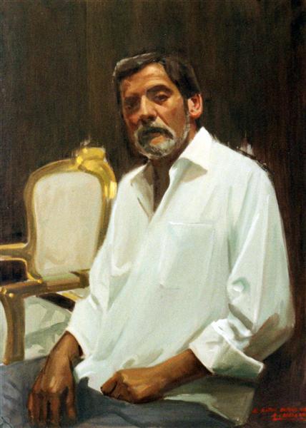 Antonio Vera Mahedero, 2003 - Alejandro Cabeza