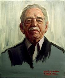 Gabriel García Márquez - Alejandro Cabeza