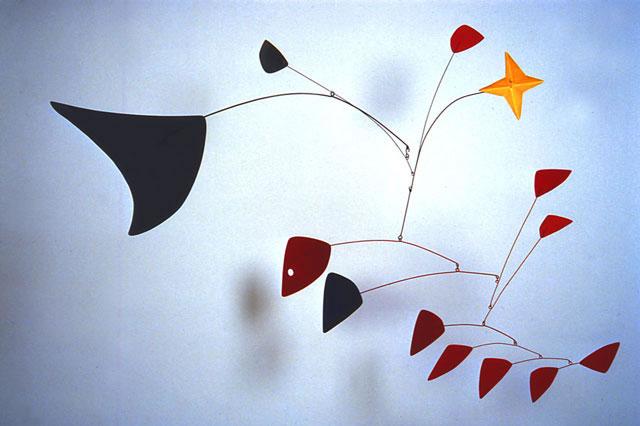 The Star, 1960 - Alexander Calder