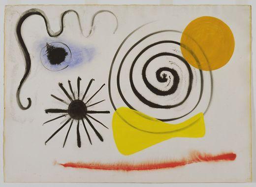 Untitled, 1941 - Alexander Calder