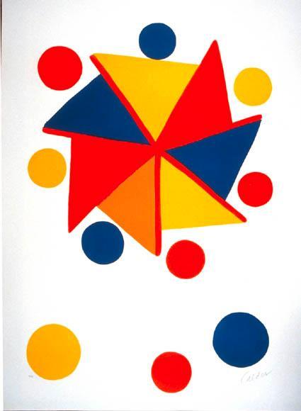 Untitled, 1970 - Alexander Calder