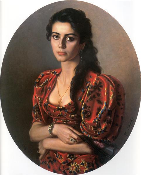 Nana, 1989 - Alexander Shilov