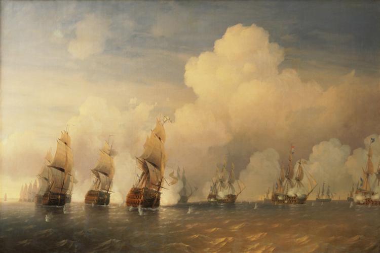 Battle of Krasnaya Gorka - Alexey  Bogolyubov