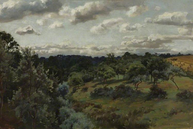 Landscape - Alfred Parsons
