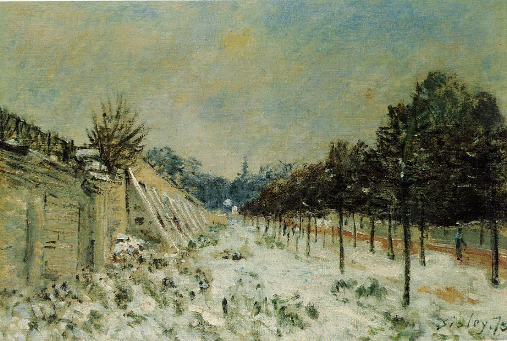 a report on the impressionist movement and its representatives Impressionism and the early 20th century impressionism a french movement developed by he broke several racial barriers by becoming one of the representatives.