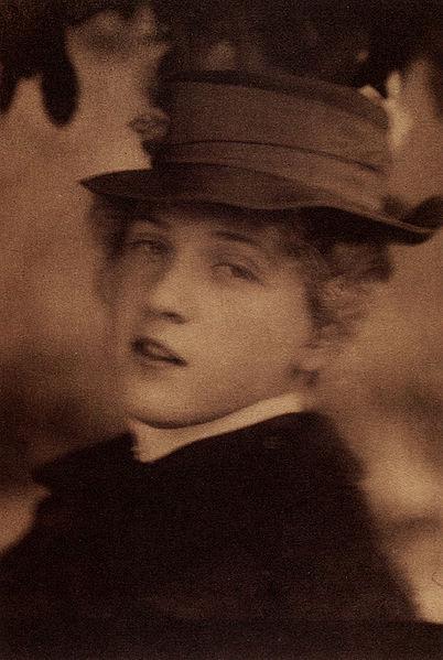 Miss S.R., 1905 - Alfred Stieglitz