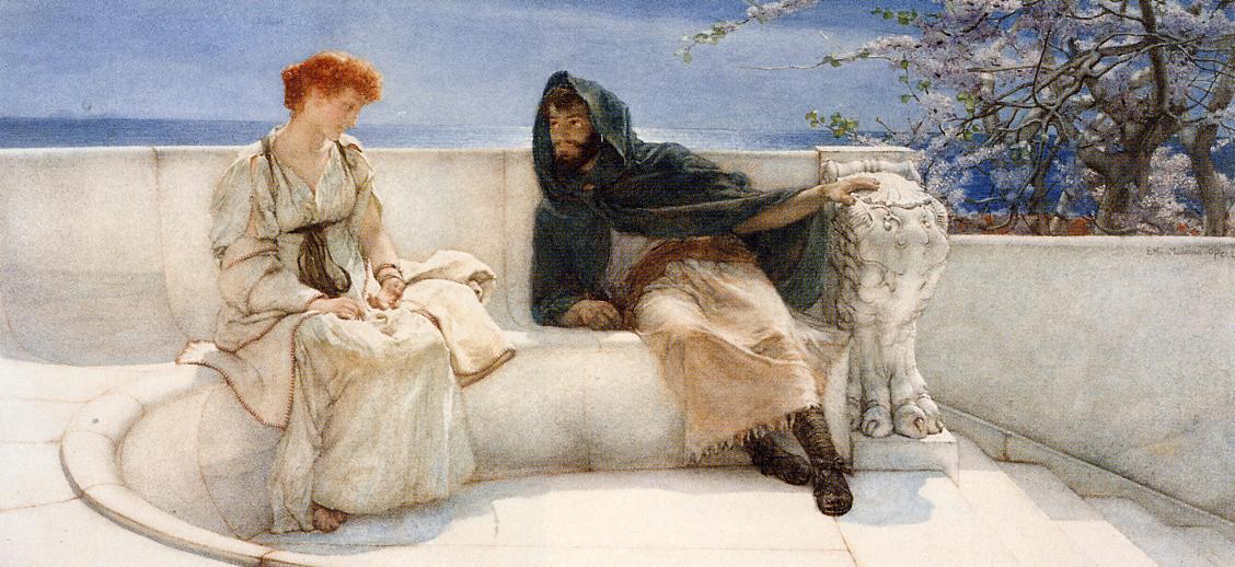 Lawrence Alma-Tadema - Page 2 A-declaration-1883