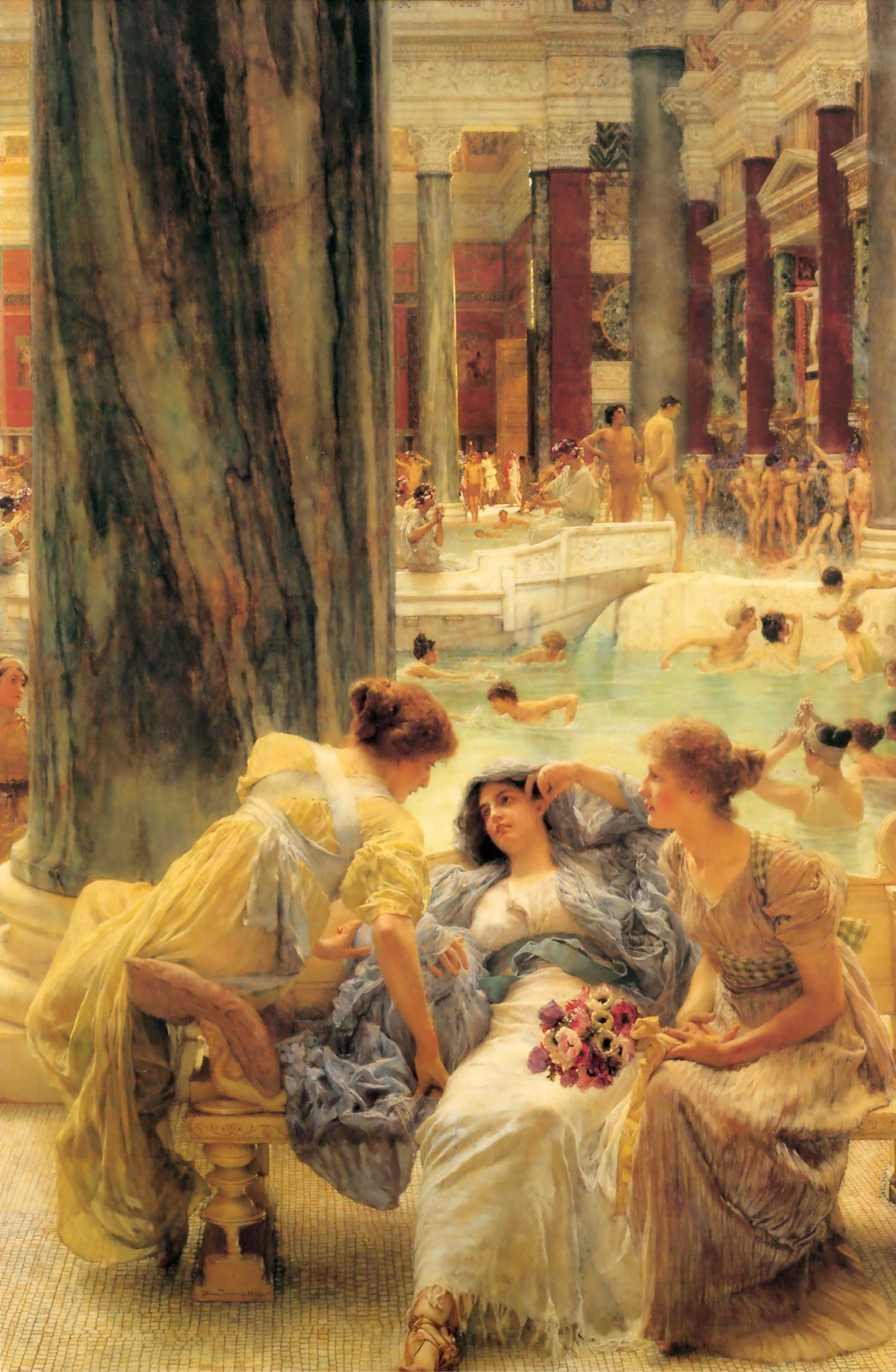 http://uploads0.wikipaintings.org/images/alma-tadema-lawrence/the-baths-of-caracalla-1899.jpg
