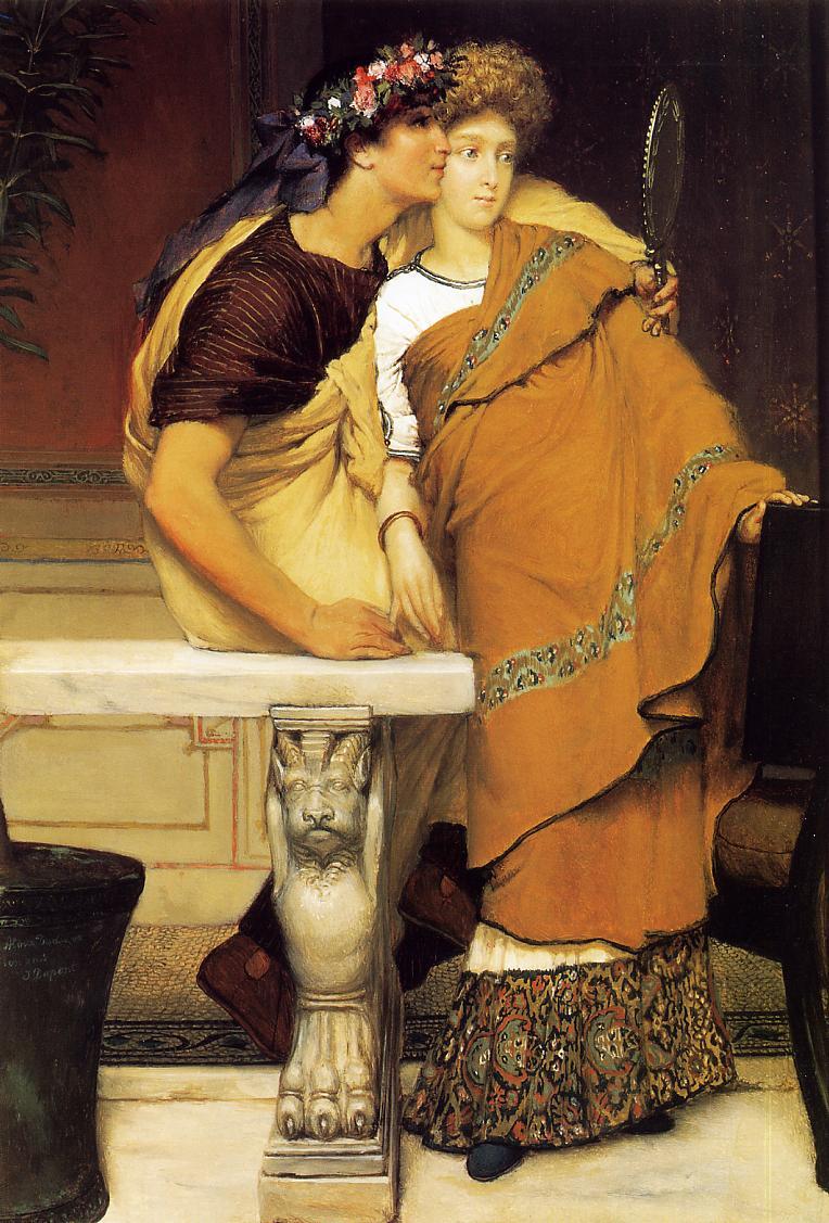 The Honeymoon, 1868