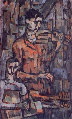 Life of instruments - Amadeo de Souza-Cardoso