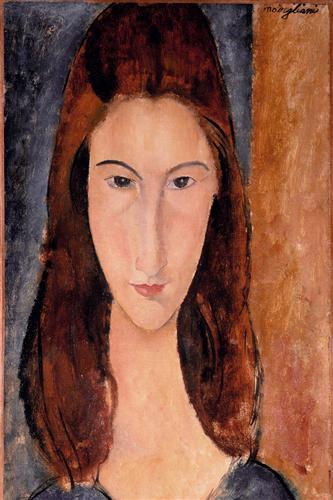 Les oeuvres picturales que vous aimez - Page 6 Jeanne-hebuterne-1919.jpg!Blog