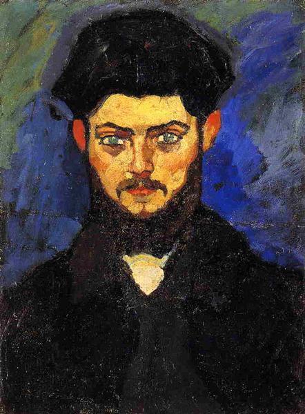 Maurice Drouard, 1909 - Amedeo Modigliani