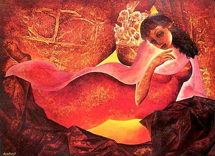 Shringaar, 1940 - Амріта Шер-Гіл