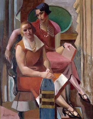 Les deux amies, 1925 - André Lhote
