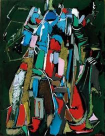 Composition - Andre Lanskoy