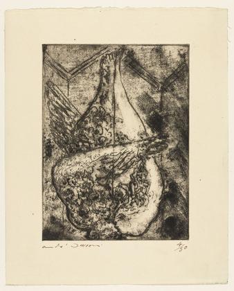 Nocturne, 1944 - Андре Массон