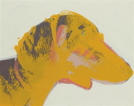Amos, 1976 - Andy Warhol